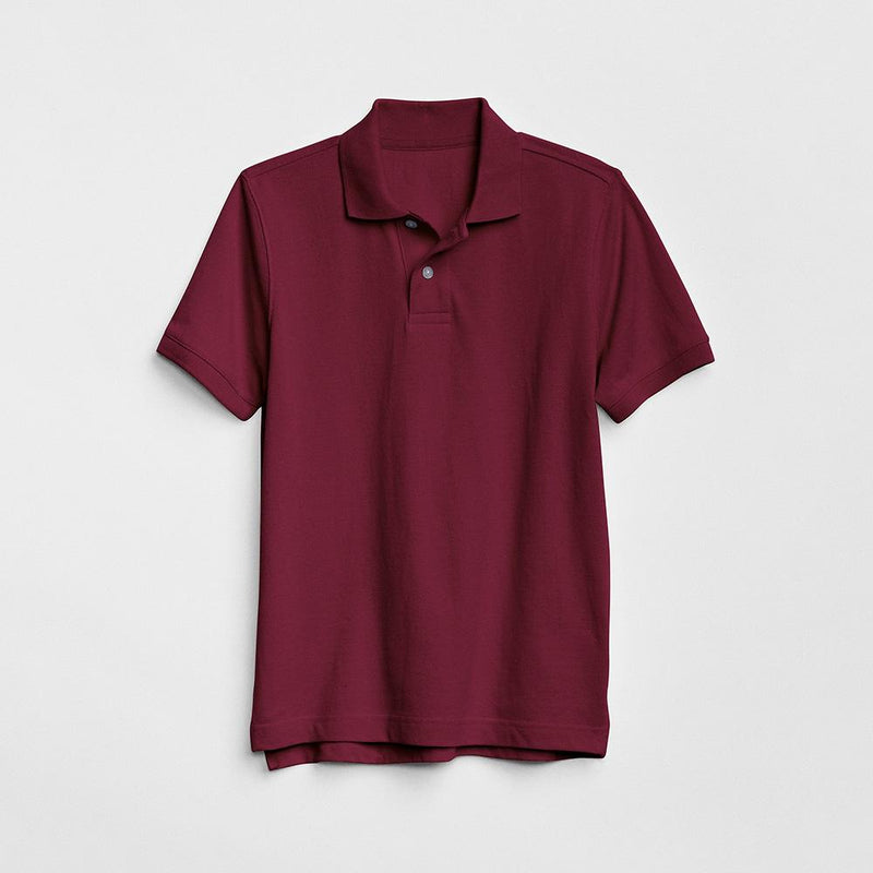 GAP Boy's Short Sleeves Polo Shirt Boy's Polo Shirt SRK