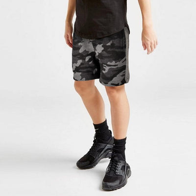 Polo Republica Kid's Camouflage Brushed Fleece Shorts Kid's Shorts MAJ 6