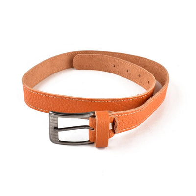 Boy's Genuine Leather Lithe Style Belt Men's Belt LNL