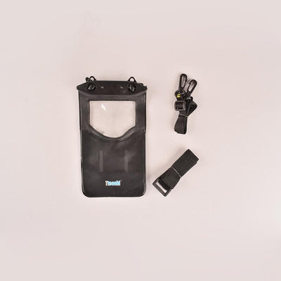 Tteoobl T-11B Durable Waterproof Mobile Pouch Electronics HDY Black
