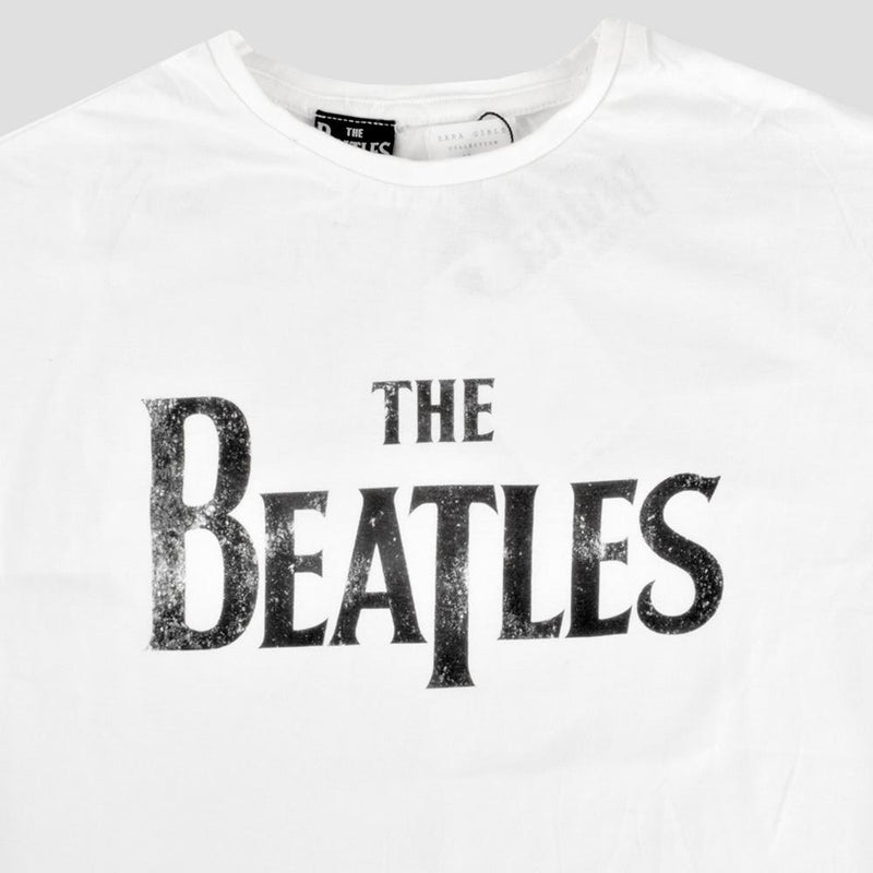 ZR Girls The Beatles Long Sleeve Tee Shirt Girl's Tee Shirt First Choice 5 Years