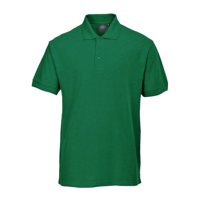 PRT Vonboni Short Sleeve Polo Shirt Men's Polo Shirt Image Green S