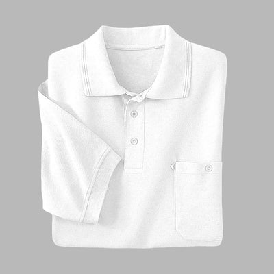 Haband Amoneburg Men's Polo Shirt Men's Polo Shirt First Choice White S