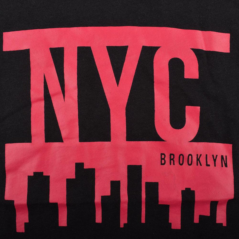 ASE Boy's NYC Brooklyn Tee Shirt Boy's Tee Shirt ASE Black 14
