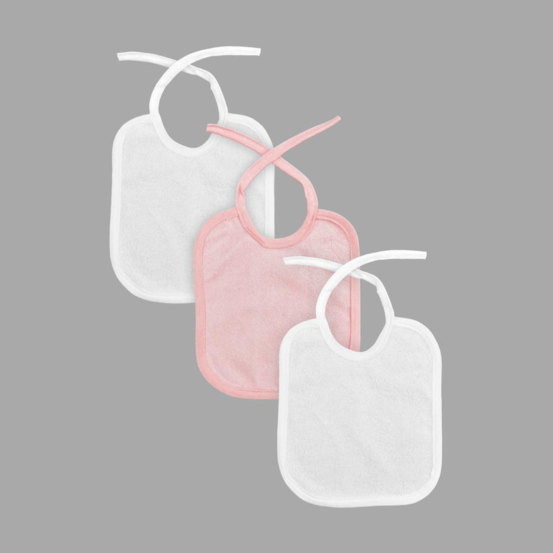 High Living Pack Of Three Baby Bibs Kid's Accessories CWE