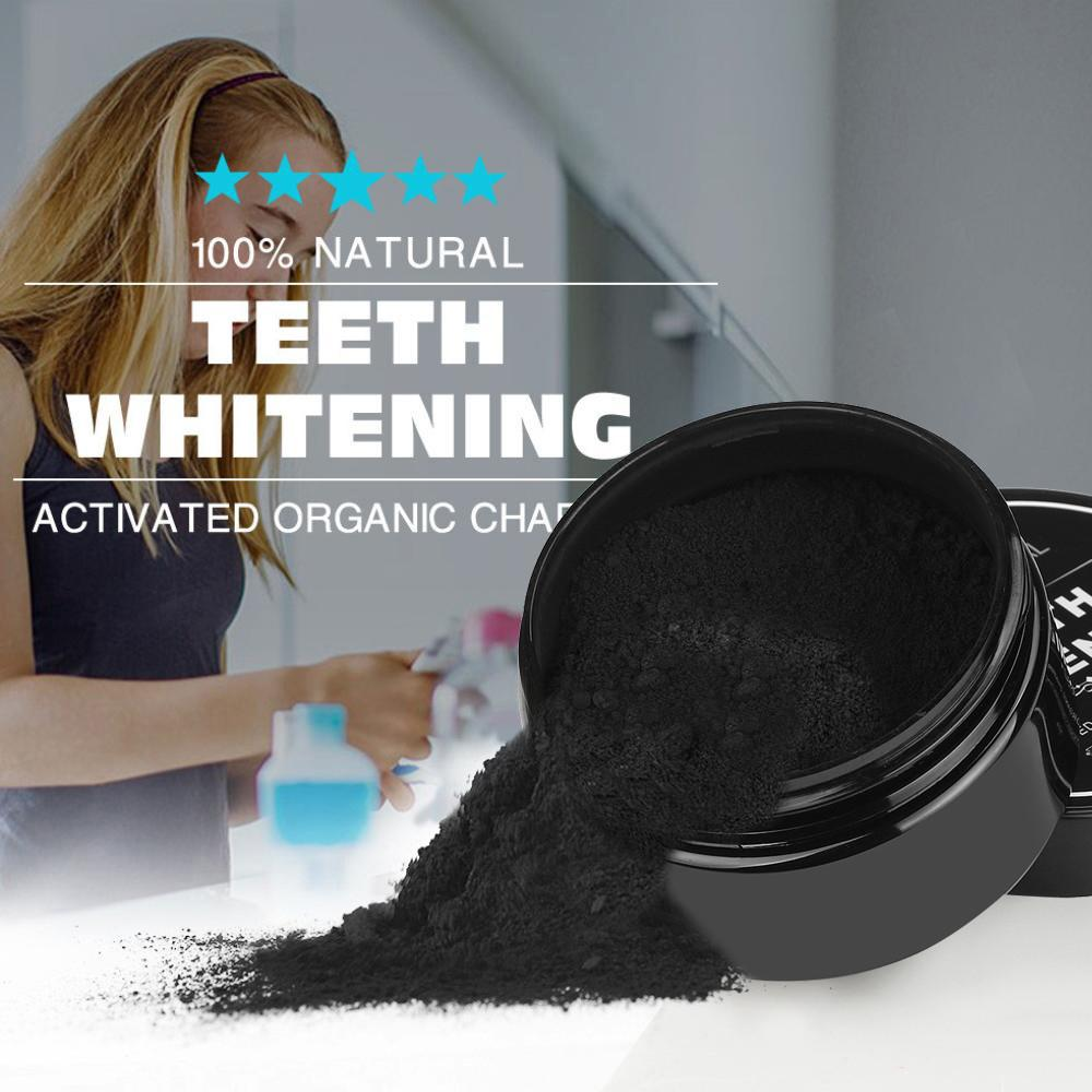 Teeth Whitening Powder With Organic Activated Bamboo Charcoal General Accessories Sunshine China