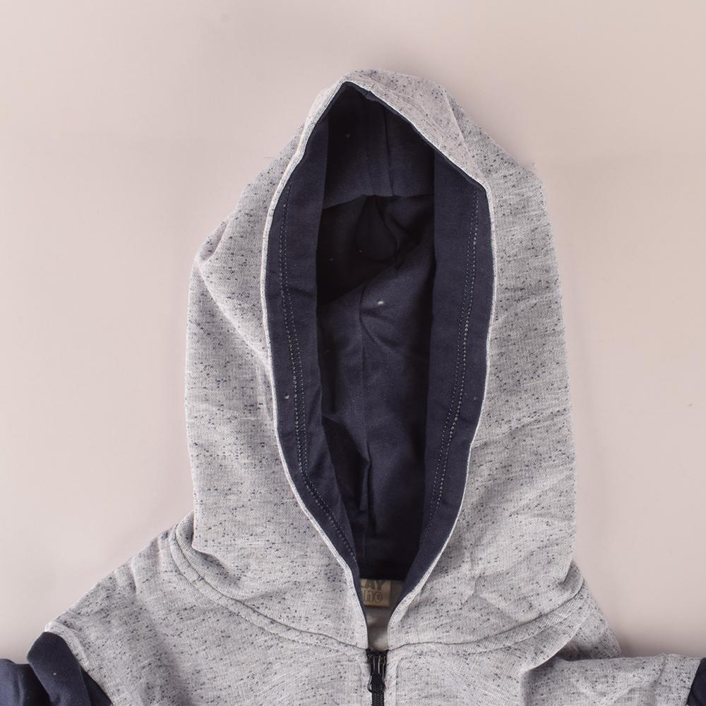 Play Zone Men's Impeccable Style Zipper Hoodie Men's Zipper Hoodie NMA