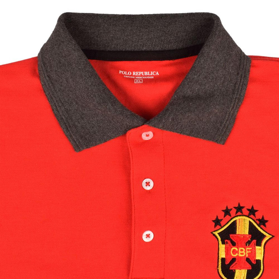 Polo Republica CBF Polo Shirt
