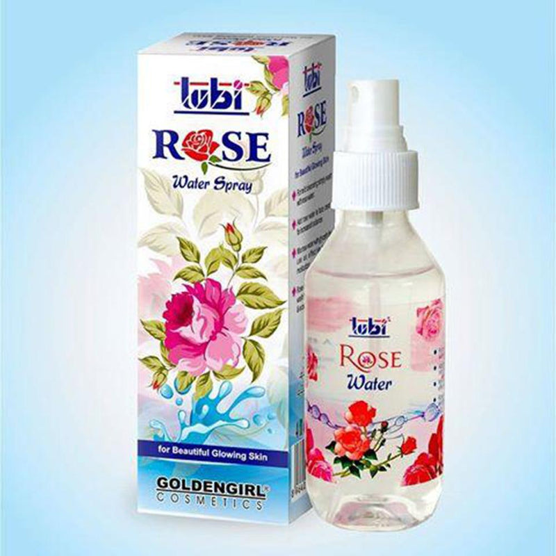 GGC Lubi Rose Water Spray Health & Beauty Golden Girls Cosmetic