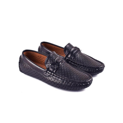CBH Amazing Fashion Feel Good Loafers Boy's Shoes CBH Navy EUR 32