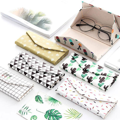 Collapsible Compact Sunglasses Storage Case Eyewear Sunshine China