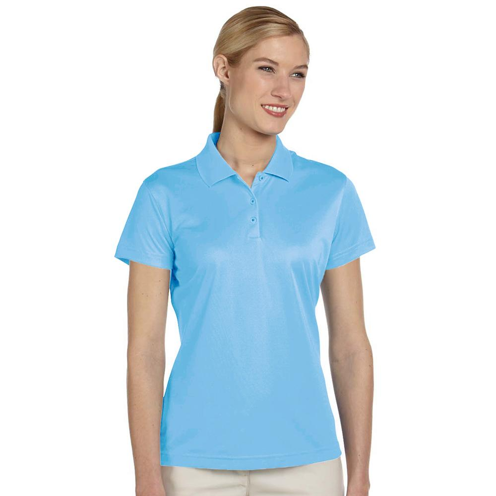 Polo Republica Campri Short Sleeve Polo Shirt Women's Polo Shirt Polo Republica Sky M