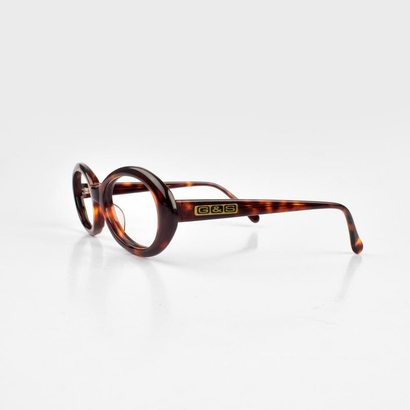 G&S Ezpeleta Narrow Frame Eye Glasses Eyewear CPUQ