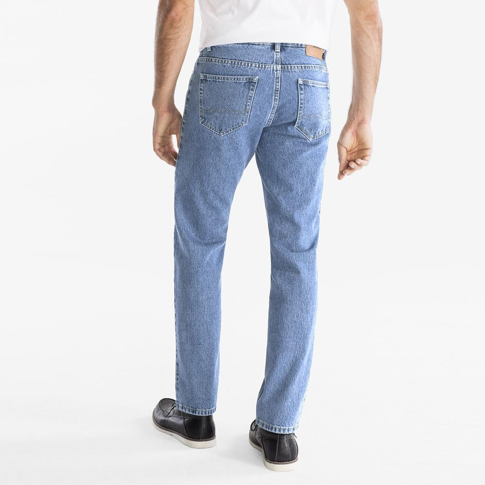 C&A Blue Wash Loose Trapped Fit Denim Men's Denim SRK