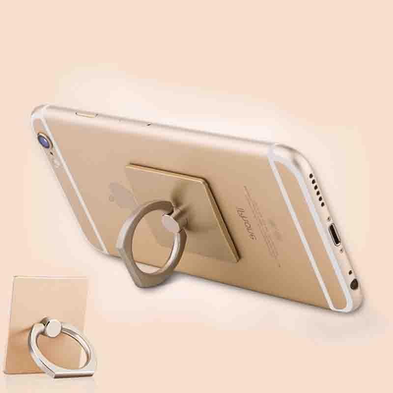 Phone holder With Ring Buckle
