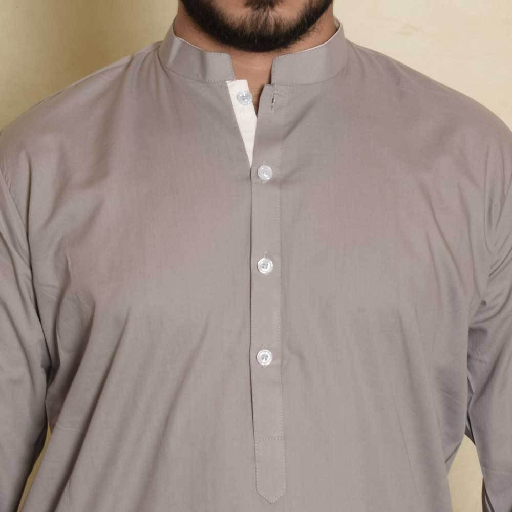 Polo Republica Men's Isfahan Stitched Kurta Men's Kurta RDS
