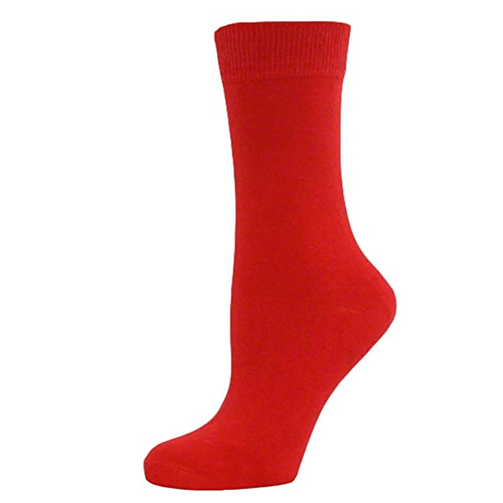 Polo Republica Women's 4-28A20 2 Pair Crew Socks Socks RKI EUR 42-45