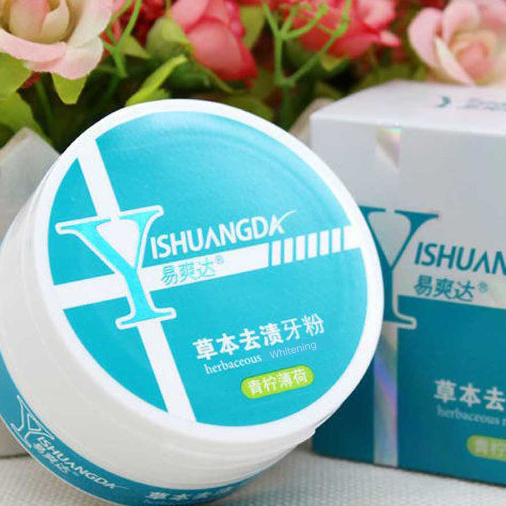 Yishuangda Herbal Whitening Toothpaste General Accessories Sunshine China