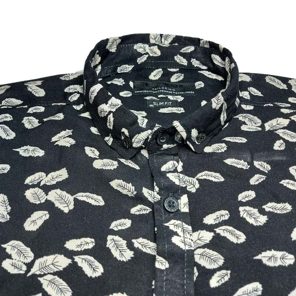 SRT Men's Hostarica Printed Casual Shirt Men's Casual Shirt SRT S