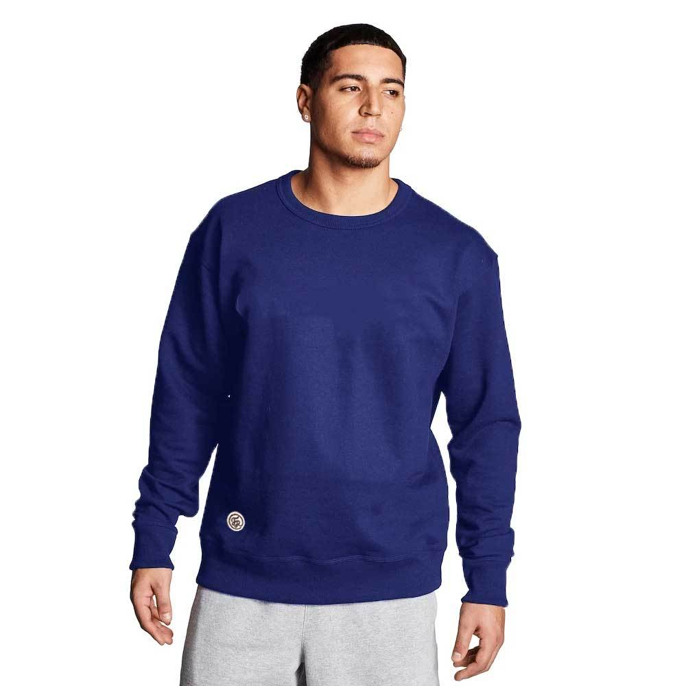 FR Cut Label Men's Placid Fleece Sweat Shirt Men's Sweat Shirt Fiza Royal S