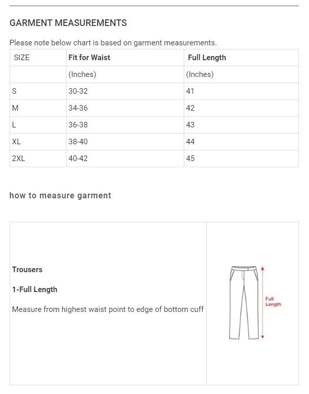 NFL Men's Cut Label Chiefs Terry Trouser Men's Trousers Fiza