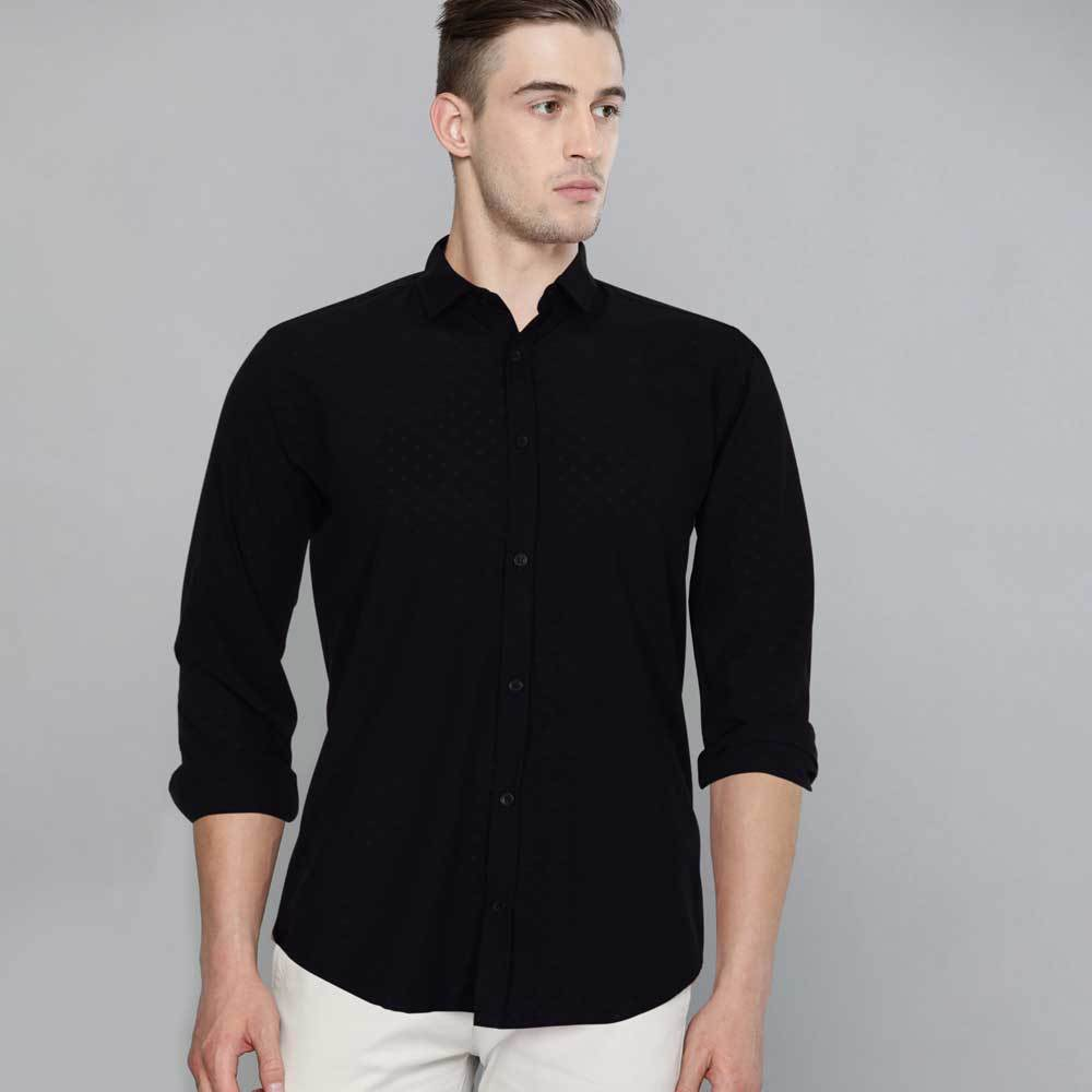 Polo Republica Men's 5-03D20 Stitched Casual Shirt Men's Casual Shirt SRT S