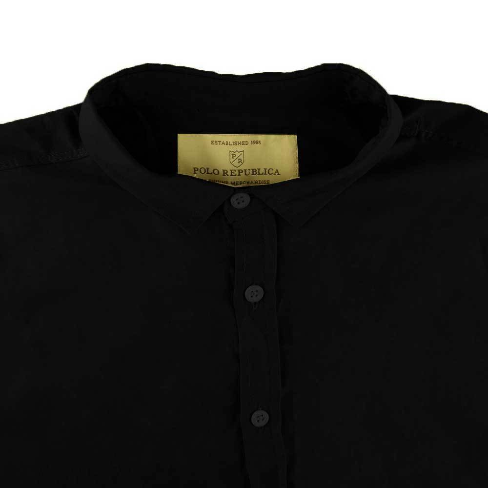 Polo Republica Men's 06-03D20 Stitched Casual Shirt Men's Casual Shirt SRT S