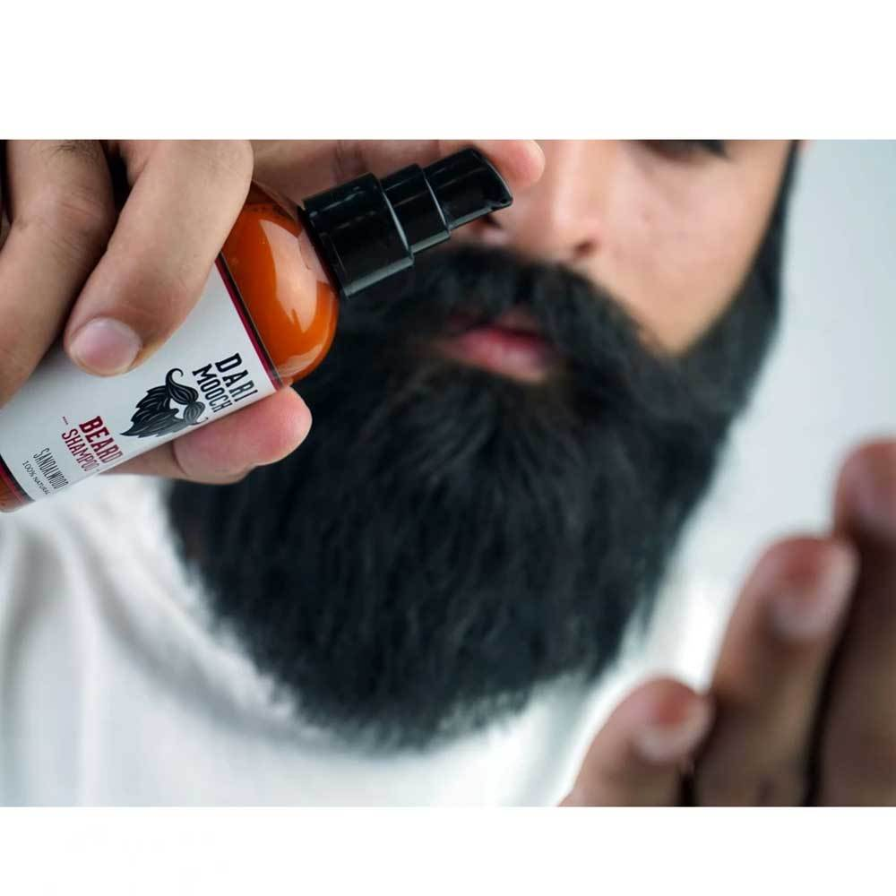 Dari Mooch Beard Shampoo Men's Accessories DME