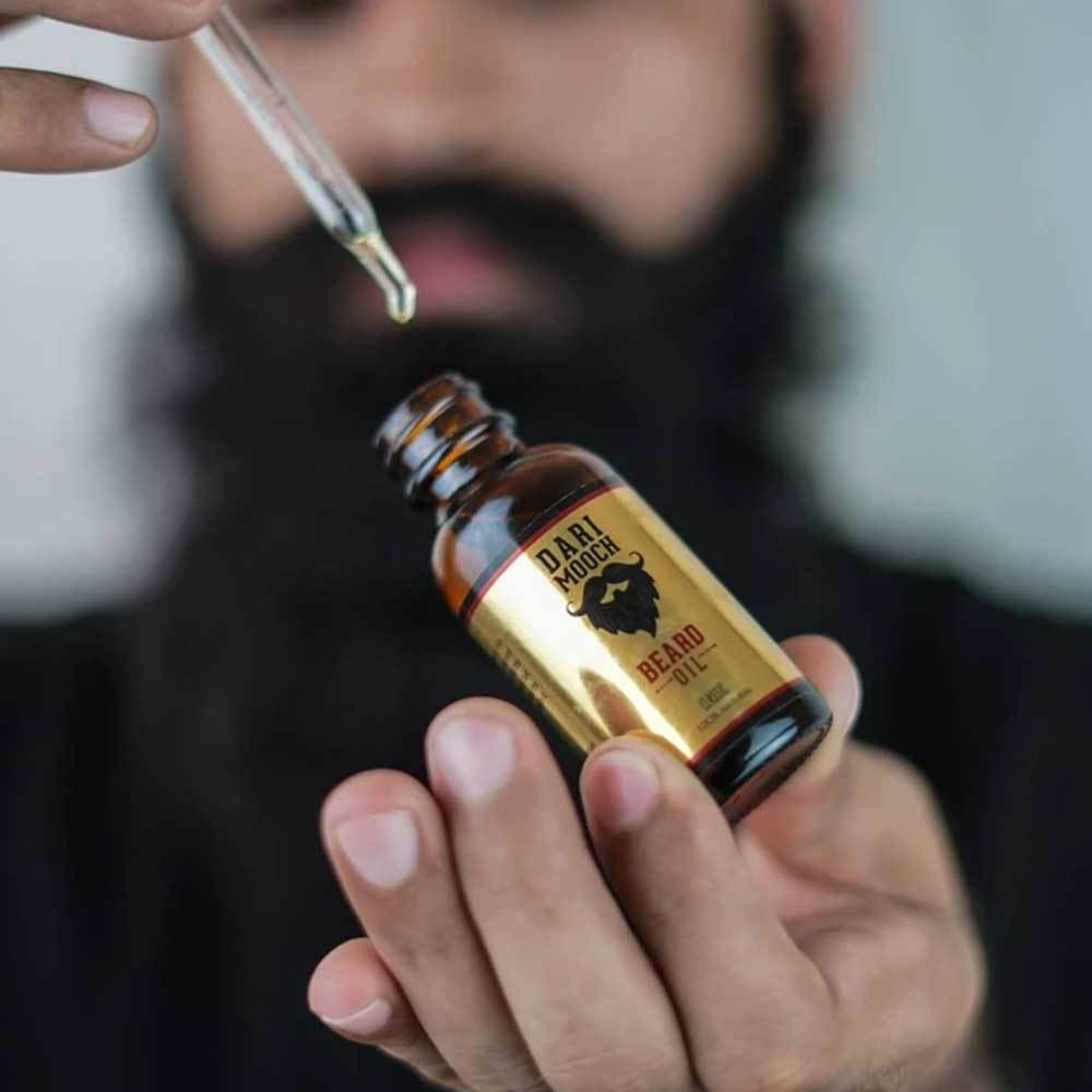 Dari Mooch Classic Beard Oil Men's Accessories DME
