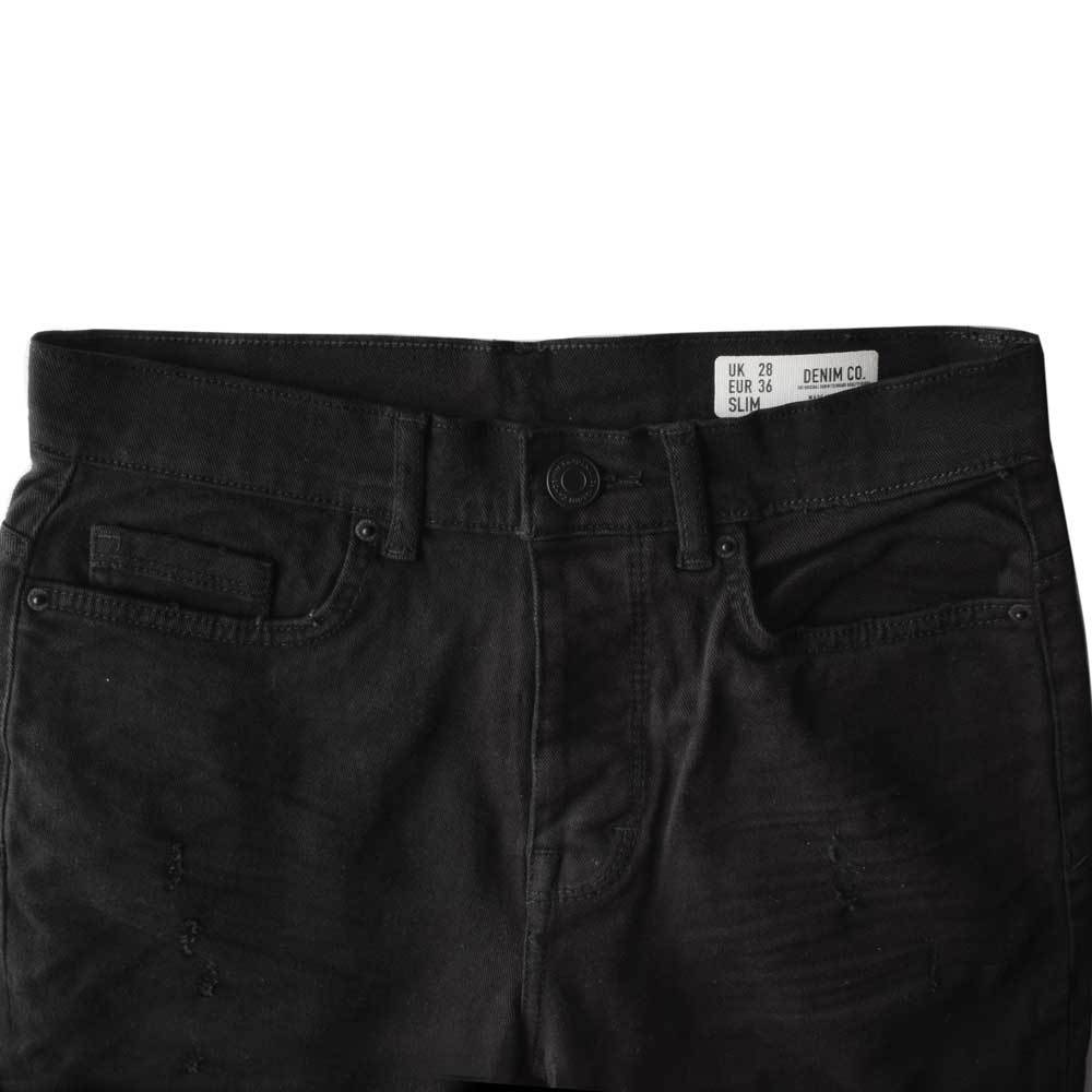 DNM Co Men's Bostin Distressed Shorts Men's Shorts SRK