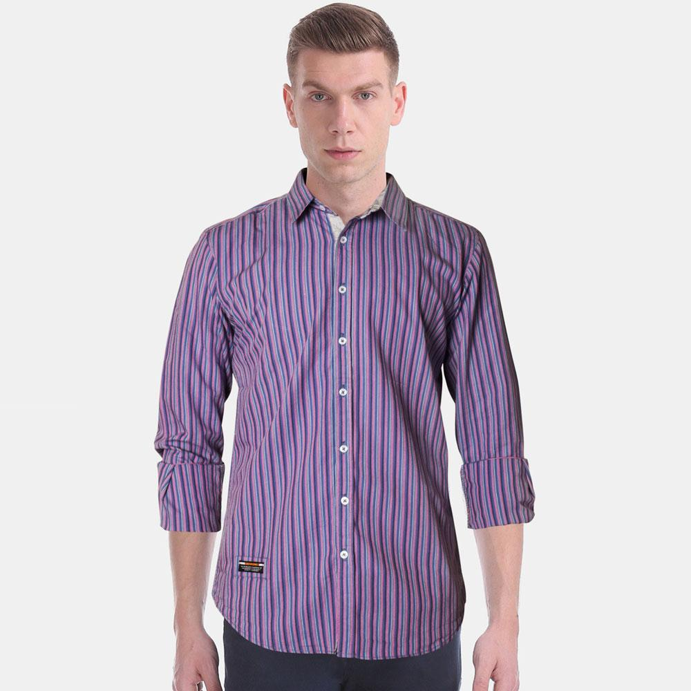Men's Falmouth Tailored Casual Shirt Men's Casual Shirt First Choice S