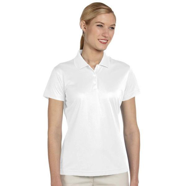 Polo Republica Campri Short Sleeve Polo Shirt Women's Polo Shirt Polo Republica White M