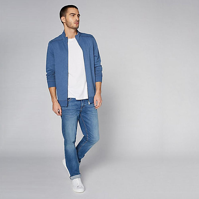 CLRD Men's Classic Straight Fit Denim