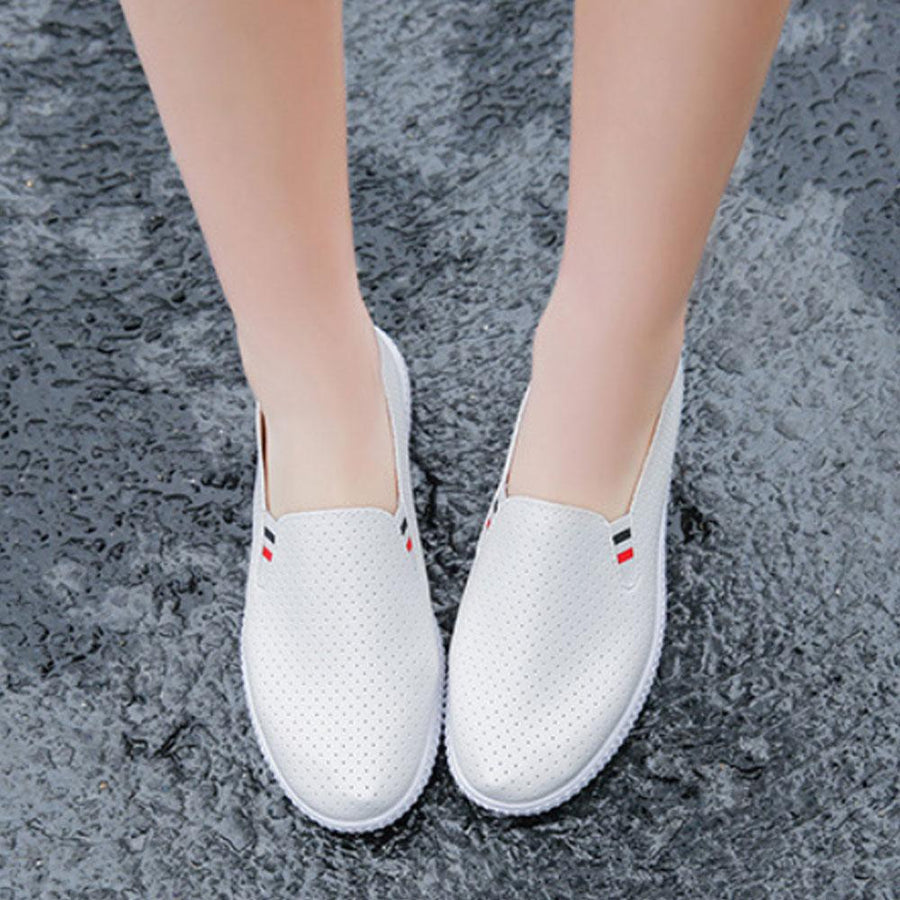 New Style Canvas Slip Ons