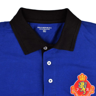 Polo Republica Athletic Toleca Polo Shirt Men's Polo Shirt Polo Republica