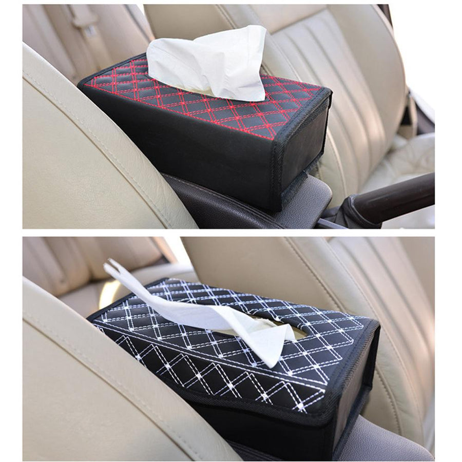 Direct Wne Series Folding Creative Car Tissue Box