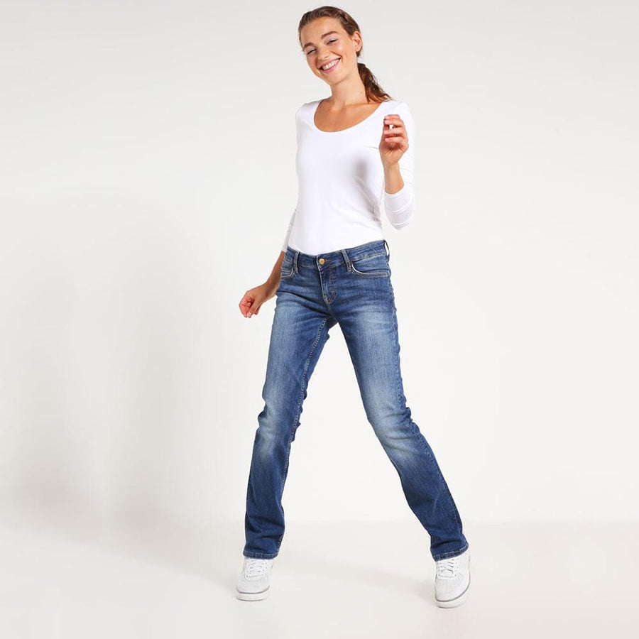 MSTNG Sissy Straight Comfort Fit Straight Leg Denim