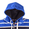 Diesel Ireland Men's Track & Field Depart SHERPA LINED ZIPPER HOODIE Men's Zipper Hoodie NMA