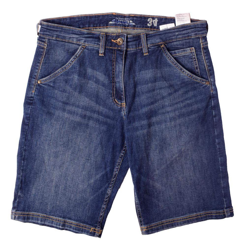 Men's Wrangler Hero Cut Label Denim Shorts Men's Shorts SRK Ash Grey 24 18