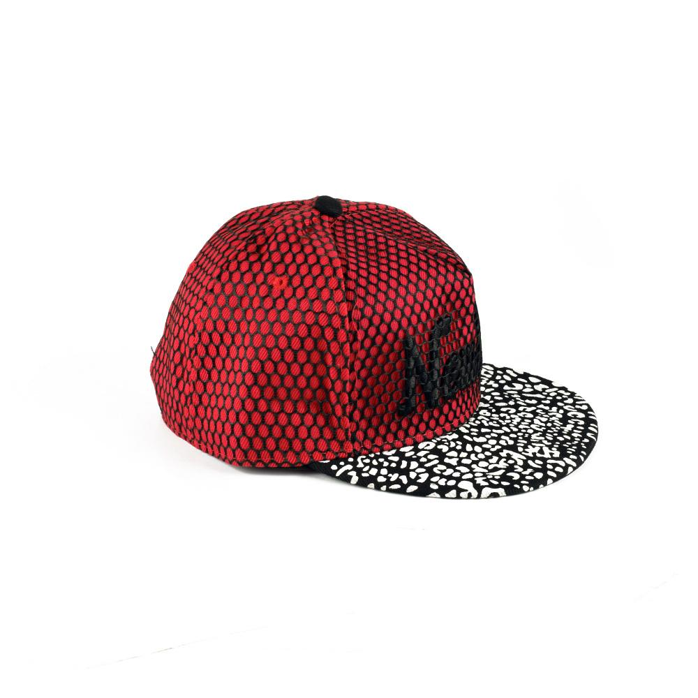 New York Honeycomb Mesh Design Baseball Cap Headwear MB Traders