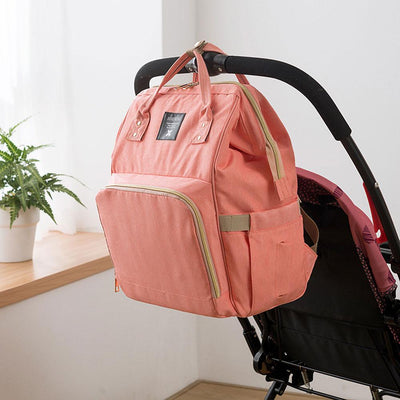 Bebewing Solid Baby Diaper Backpack Bag Women's Accessories Sunshine China