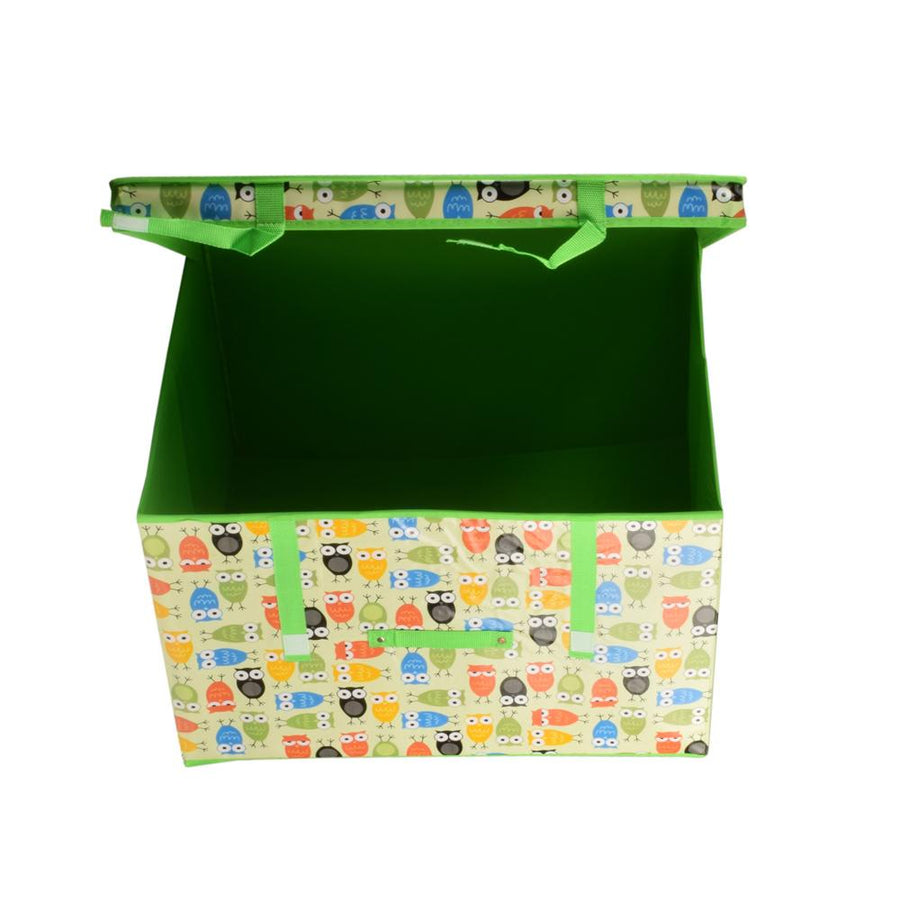 Yingde Owl Printed Extra Large Size Storage Box