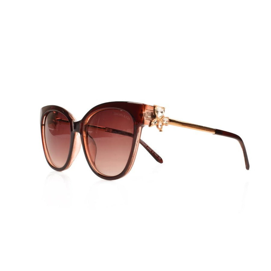 MB Women's Jiyuan Big Frame Sunglasses