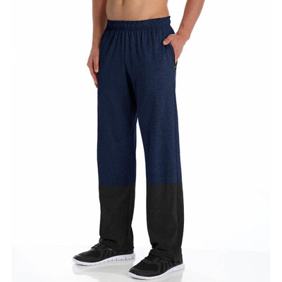 Poler Men's Ultra Soft Panel Trousers Men's Sweat Pants IBT Navy Black S
