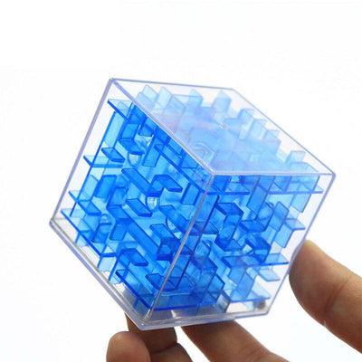 Transparent 3d Beads Intelligence Decompression Rubik's Cube Toy Sunshine China