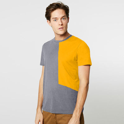 Poler Calafate Customized Contrast Color Men's Tee Shirt