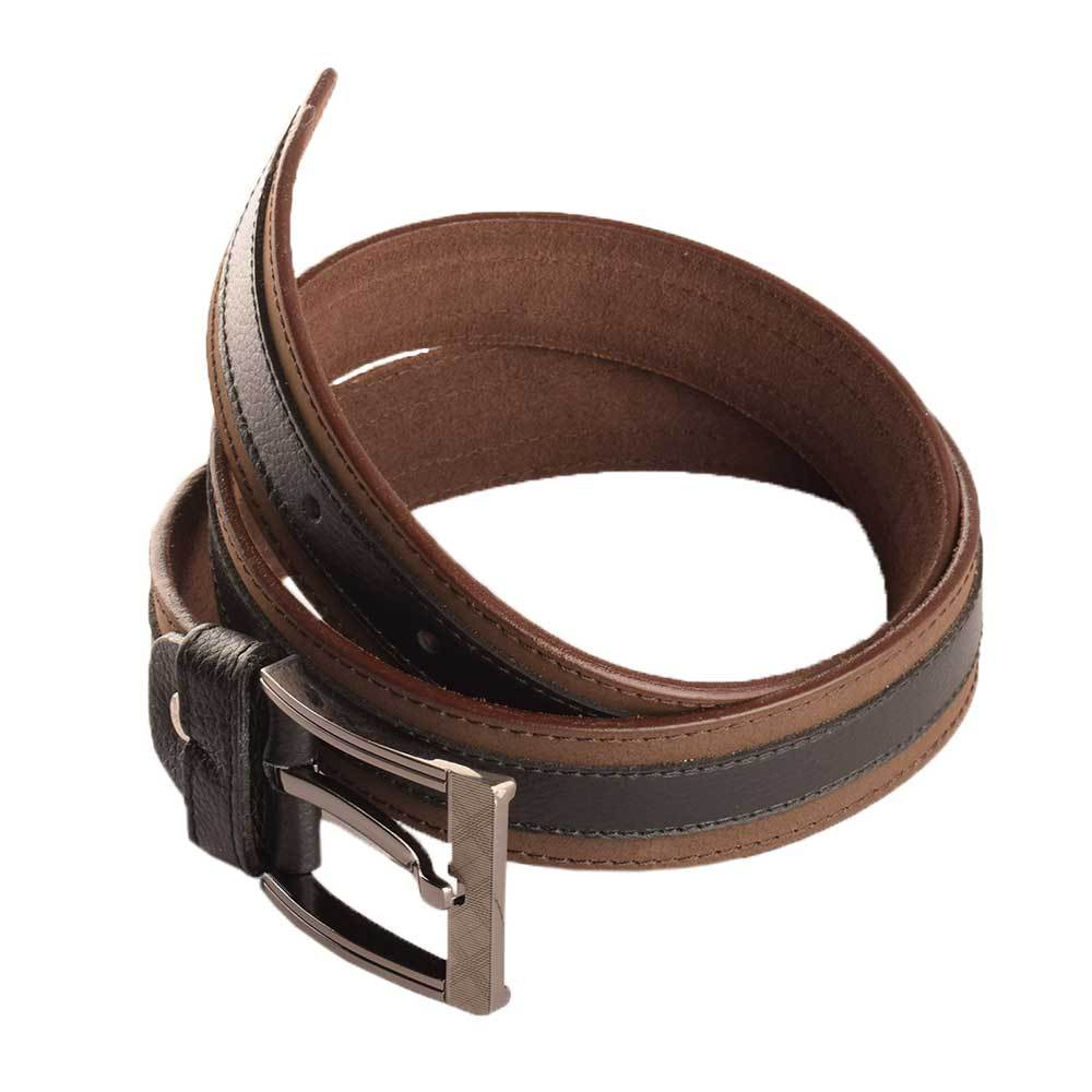 Men's 5-18C20 Genuine Leather Belt Men's Belt LNL