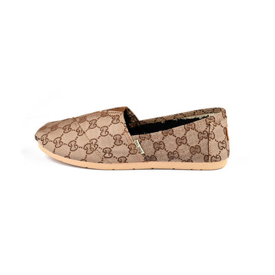 Xing Yan Agano Design Jacquard Women's Canvas Shoes Women's Shoes Sunshine China