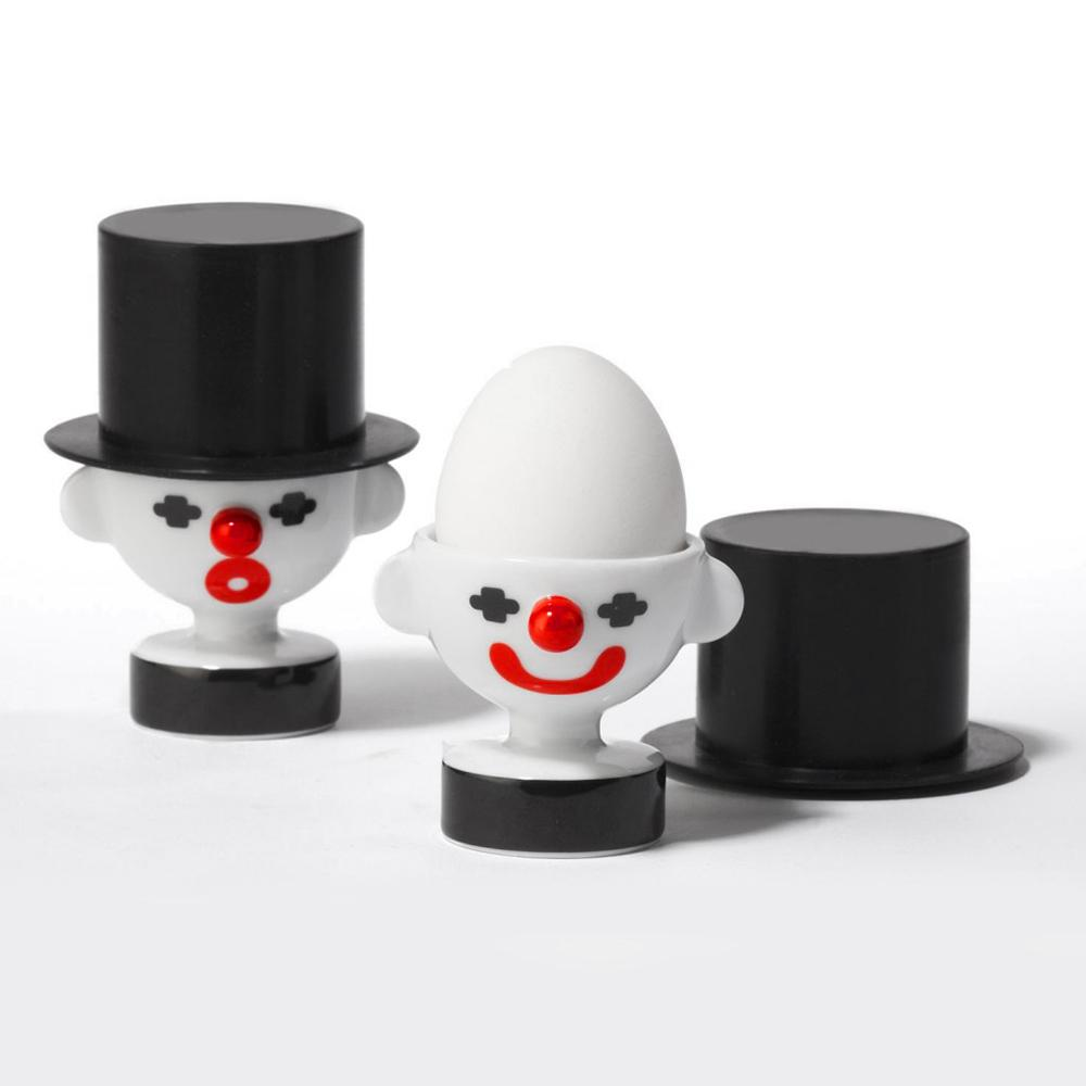 PO Clown Large Size Egg Holder Kitchen Accessories ANF