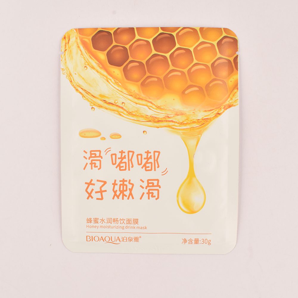 Bioaqua Moisturizing Face Mask Health & Beauty Sunshine China Honey